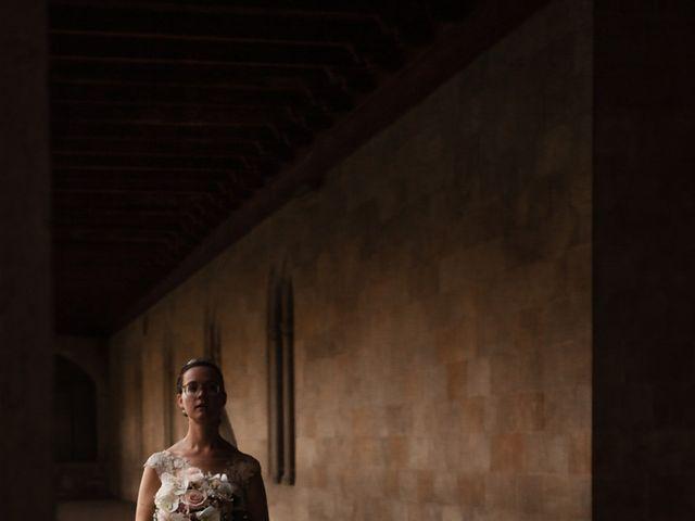 La boda de Alberto y Virginia en Puigpunyent, Islas Baleares 24