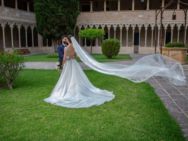 La boda de Alberto y Virginia en Puigpunyent, Islas Baleares 26