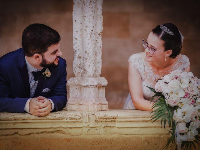 La boda de Alberto y Virginia en Puigpunyent, Islas Baleares 27