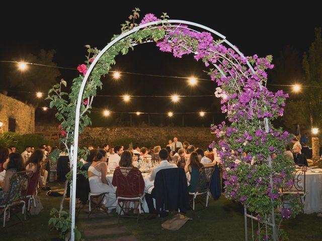 La boda de Alberto y Virginia en Puigpunyent, Islas Baleares 28
