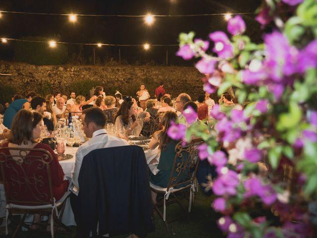 La boda de Alberto y Virginia en Puigpunyent, Islas Baleares 29