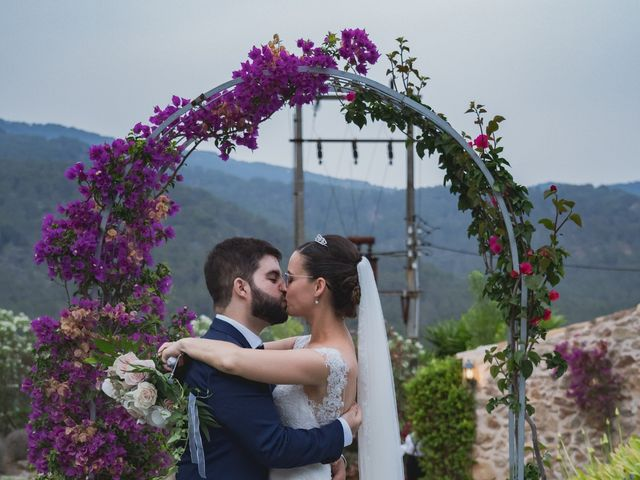 La boda de Alberto y Virginia en Puigpunyent, Islas Baleares 31