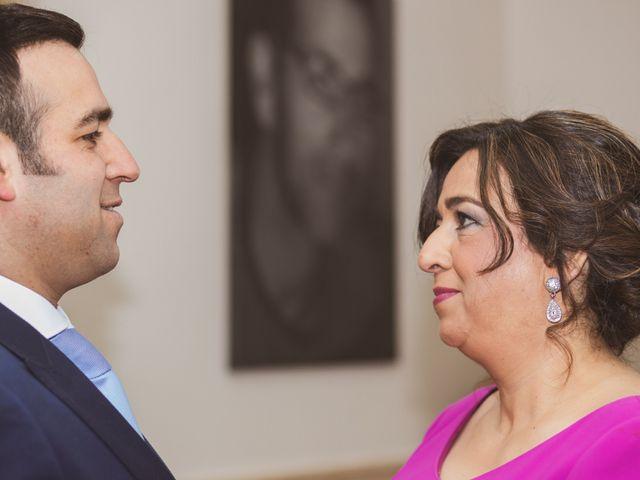 La boda de Jon y María Fernanda en Villafranca De Los Barros, Badajoz 10