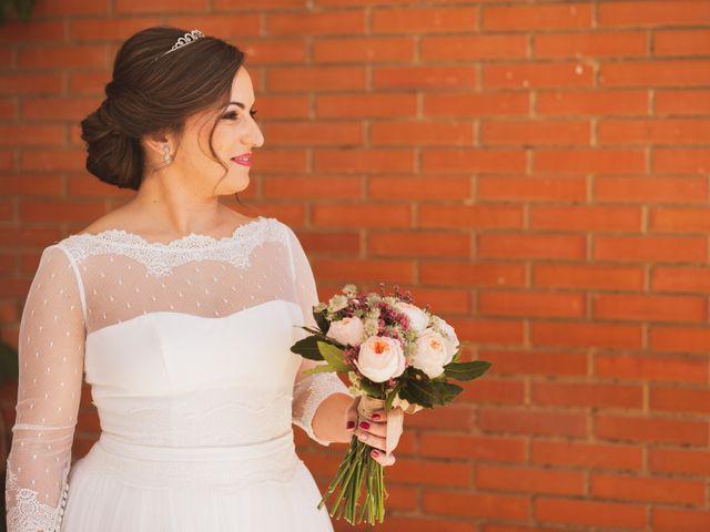 La boda de Jon y María Fernanda en Villafranca De Los Barros, Badajoz 19