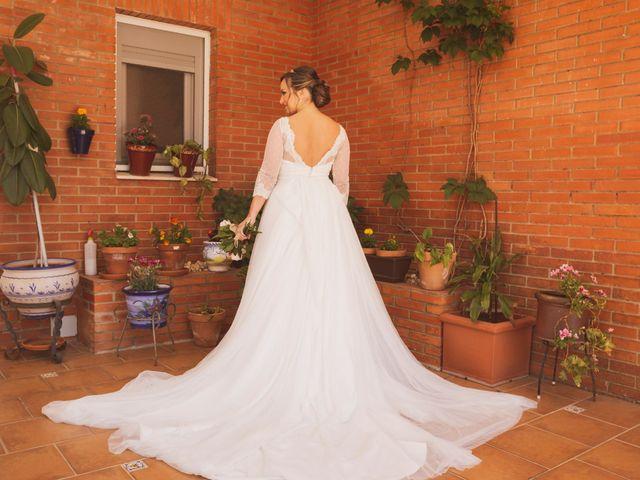 La boda de Jon y María Fernanda en Villafranca De Los Barros, Badajoz 22