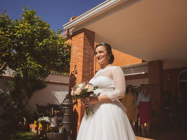 La boda de Jon y María Fernanda en Villafranca De Los Barros, Badajoz 24
