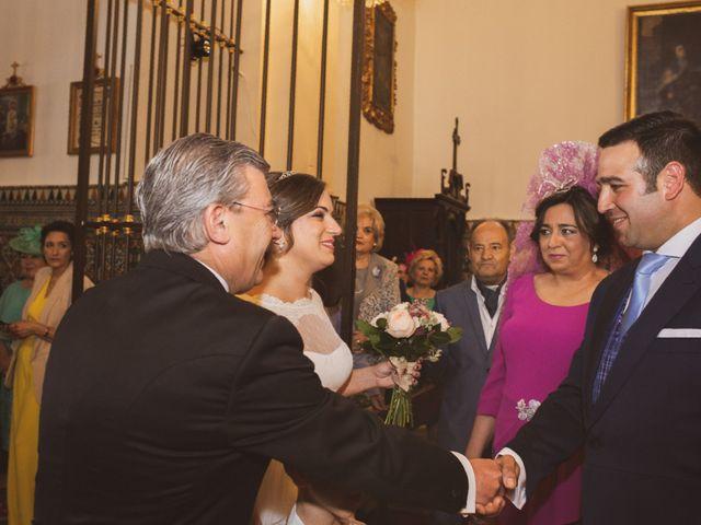 La boda de Jon y María Fernanda en Villafranca De Los Barros, Badajoz 31
