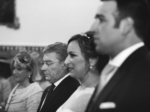 La boda de Jon y María Fernanda en Villafranca De Los Barros, Badajoz 34