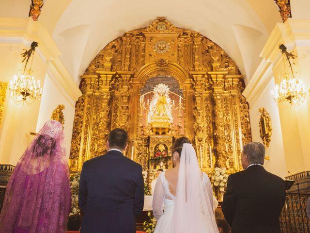 La boda de Jon y María Fernanda en Villafranca De Los Barros, Badajoz 35