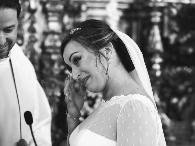 La boda de Jon y María Fernanda en Villafranca De Los Barros, Badajoz 38