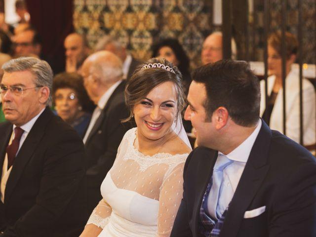 La boda de Jon y María Fernanda en Villafranca De Los Barros, Badajoz 39