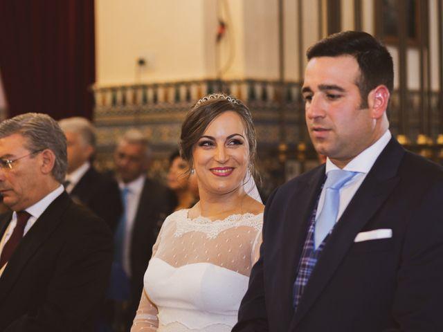 La boda de Jon y María Fernanda en Villafranca De Los Barros, Badajoz 40