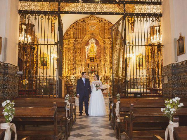 La boda de Jon y María Fernanda en Villafranca De Los Barros, Badajoz 42