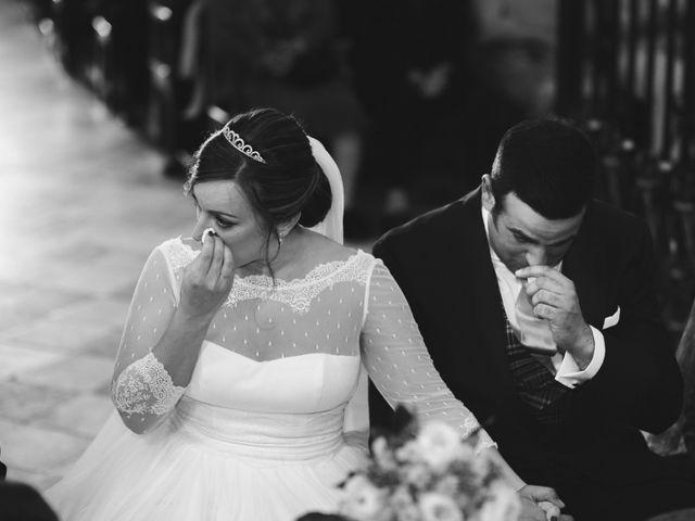 La boda de Jon y María Fernanda en Villafranca De Los Barros, Badajoz 41