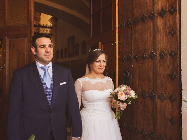 La boda de Jon y María Fernanda en Villafranca De Los Barros, Badajoz 44