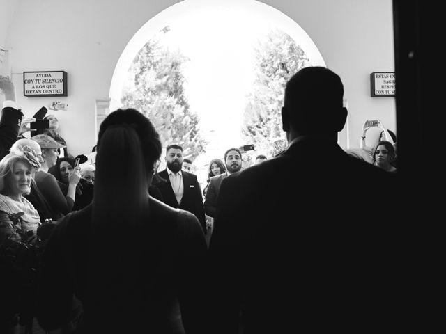 La boda de Jon y María Fernanda en Villafranca De Los Barros, Badajoz 46