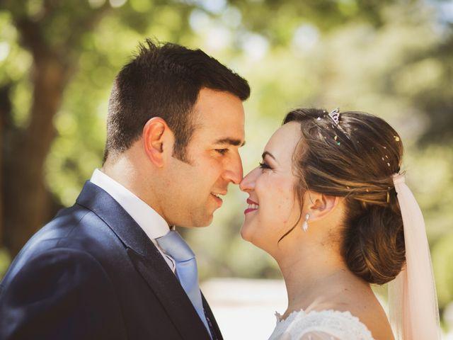 La boda de Jon y María Fernanda en Villafranca De Los Barros, Badajoz 55