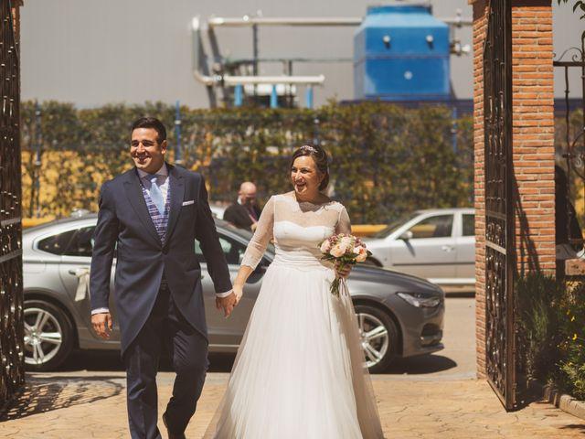 La boda de Jon y María Fernanda en Villafranca De Los Barros, Badajoz 58
