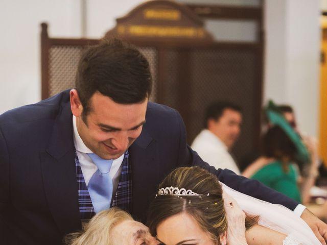 La boda de Jon y María Fernanda en Villafranca De Los Barros, Badajoz 65