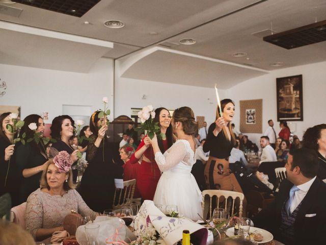 La boda de Jon y María Fernanda en Villafranca De Los Barros, Badajoz 67