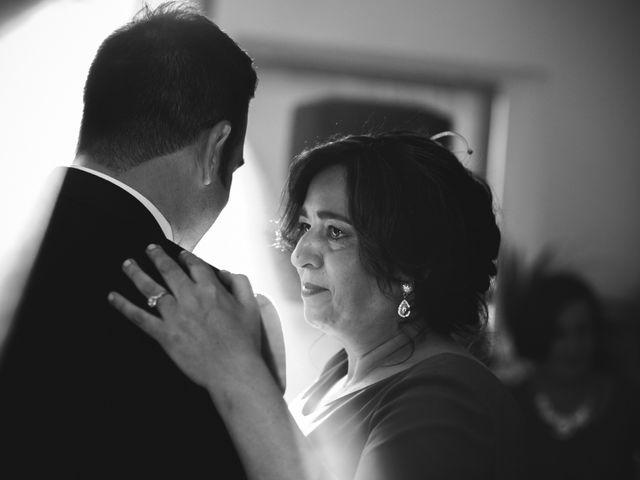 La boda de Jon y María Fernanda en Villafranca De Los Barros, Badajoz 75