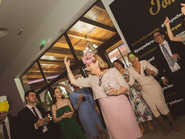 La boda de Jon y María Fernanda en Villafranca De Los Barros, Badajoz 78