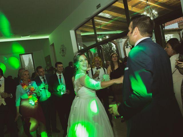 La boda de Jon y María Fernanda en Villafranca De Los Barros, Badajoz 82