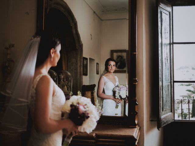 La boda de David y Daiva en Sant Marti De Tous, Barcelona 8