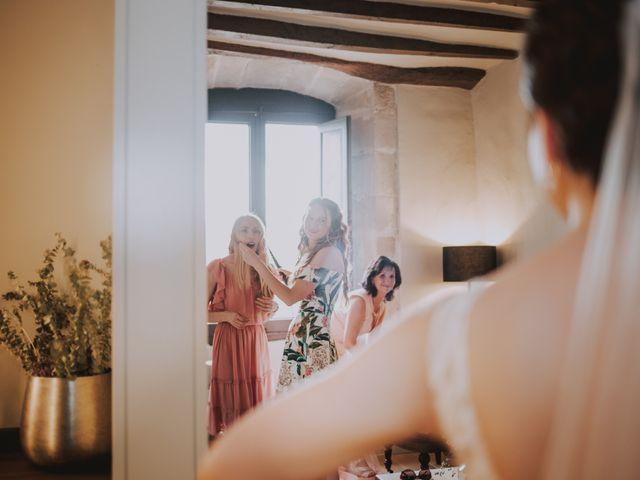 La boda de David y Daiva en Sant Marti De Tous, Barcelona 15