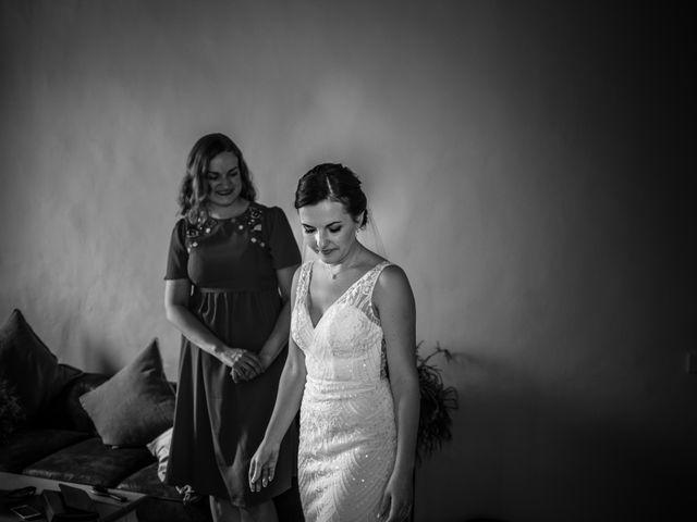 La boda de David y Daiva en Sant Marti De Tous, Barcelona 16