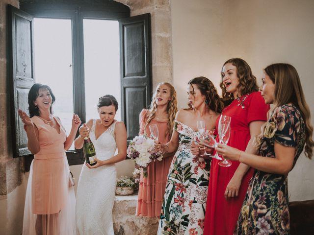 La boda de David y Daiva en Sant Marti De Tous, Barcelona 21