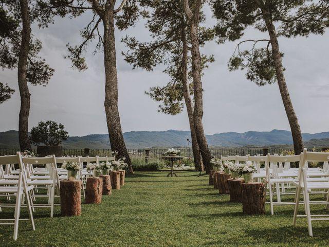 La boda de David y Daiva en Sant Marti De Tous, Barcelona 33