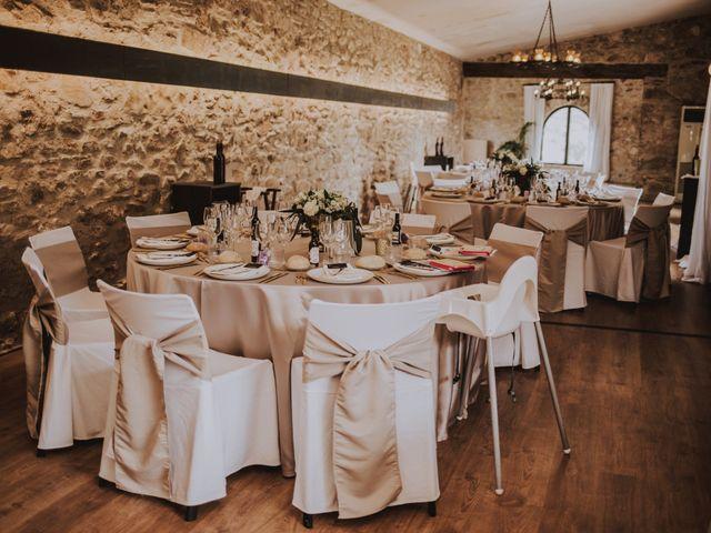 La boda de David y Daiva en Sant Marti De Tous, Barcelona 40