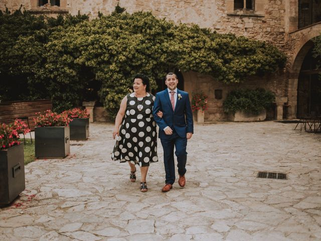 La boda de David y Daiva en Sant Marti De Tous, Barcelona 44