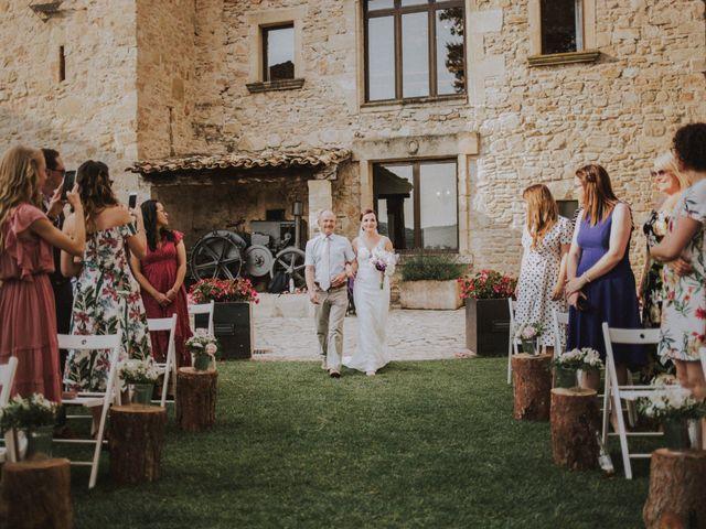 La boda de David y Daiva en Sant Marti De Tous, Barcelona 47