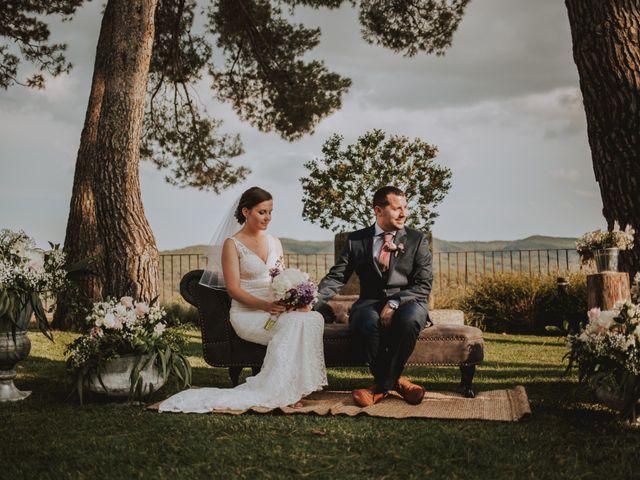 La boda de David y Daiva en Sant Marti De Tous, Barcelona 48
