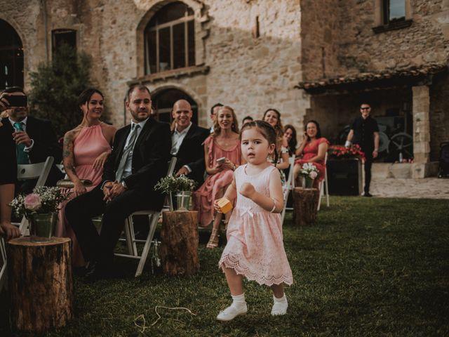La boda de David y Daiva en Sant Marti De Tous, Barcelona 52