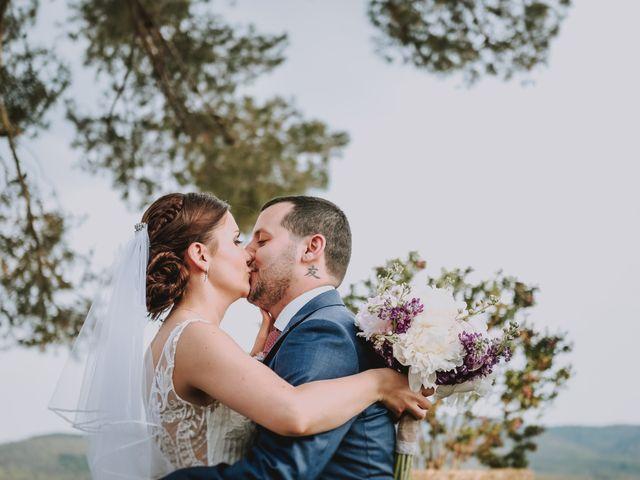 La boda de David y Daiva en Sant Marti De Tous, Barcelona 54