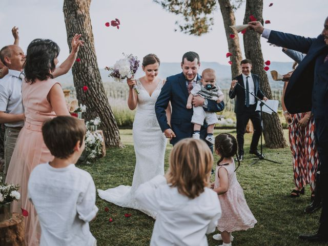 La boda de David y Daiva en Sant Marti De Tous, Barcelona 57