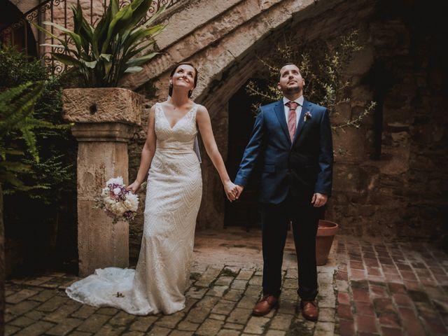 La boda de David y Daiva en Sant Marti De Tous, Barcelona 67