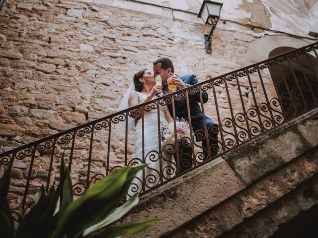 La boda de David y Daiva en Sant Marti De Tous, Barcelona 69