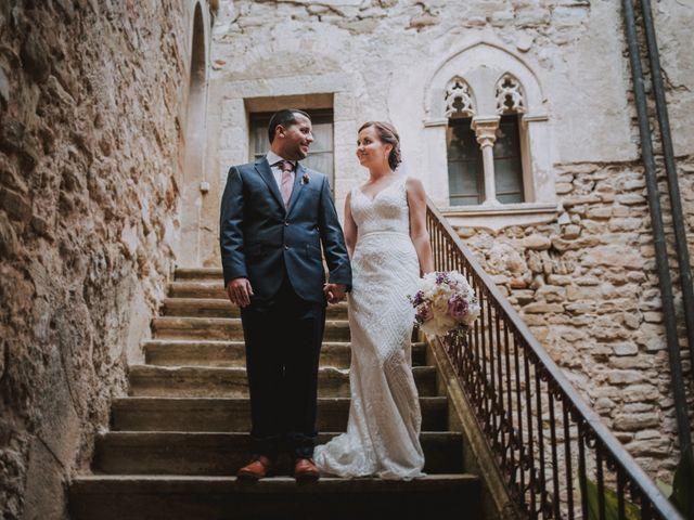 La boda de Daiva y David