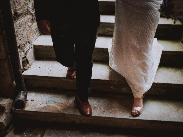 La boda de David y Daiva en Sant Marti De Tous, Barcelona 70
