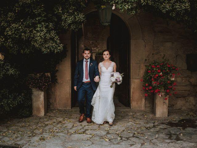 La boda de David y Daiva en Sant Marti De Tous, Barcelona 71