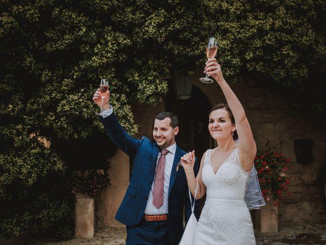 La boda de David y Daiva en Sant Marti De Tous, Barcelona 72