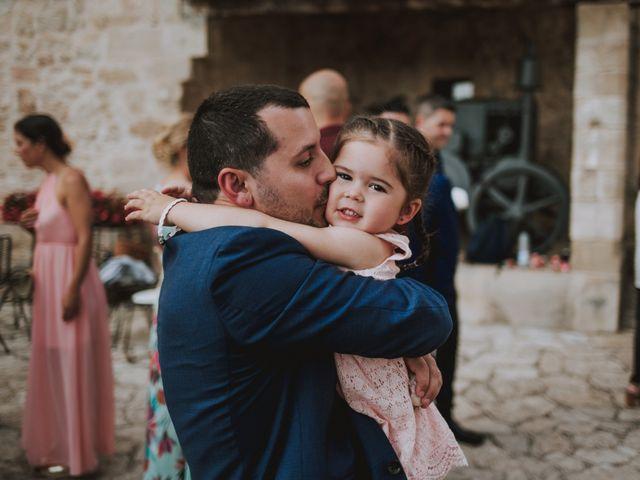 La boda de David y Daiva en Sant Marti De Tous, Barcelona 75