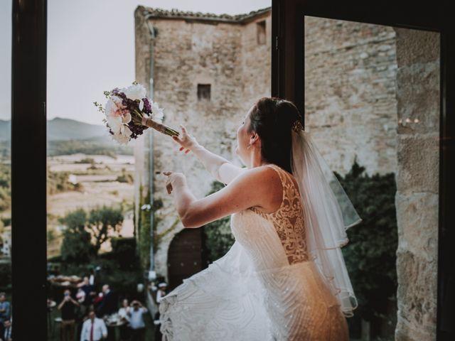 La boda de David y Daiva en Sant Marti De Tous, Barcelona 82