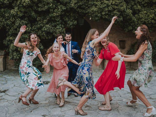 La boda de David y Daiva en Sant Marti De Tous, Barcelona 86