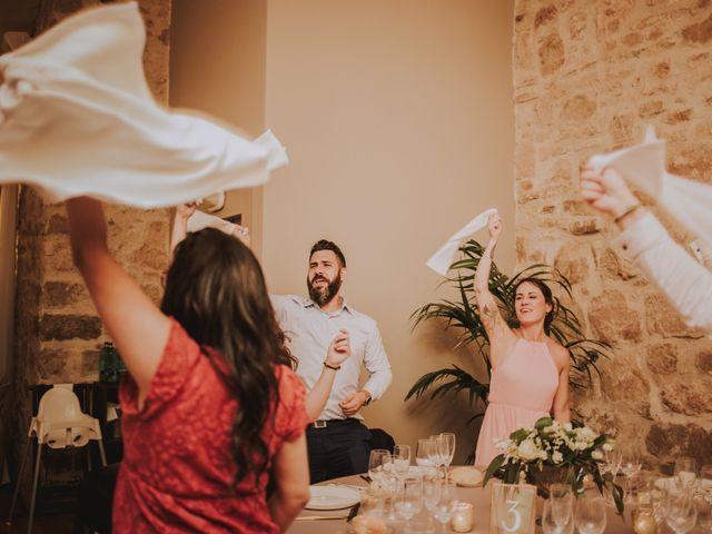 La boda de David y Daiva en Sant Marti De Tous, Barcelona 90