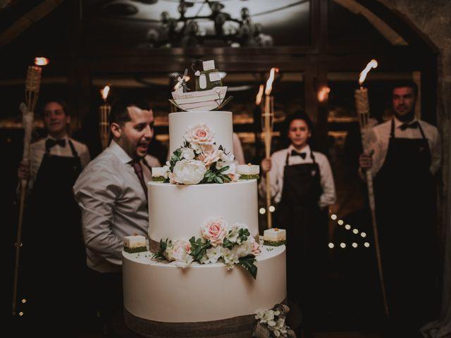 La boda de David y Daiva en Sant Marti De Tous, Barcelona 100